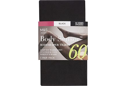 Marks & Spencer - M&S Secret Slimming™ ja Body Sensor 60 DEN sukkahousut