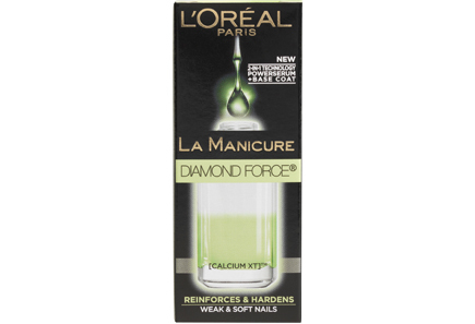 L'Oréal Paris - L'Oréal Paris Color Riche La Manicure Diamond Force hoitava tehotiiviste kynsille