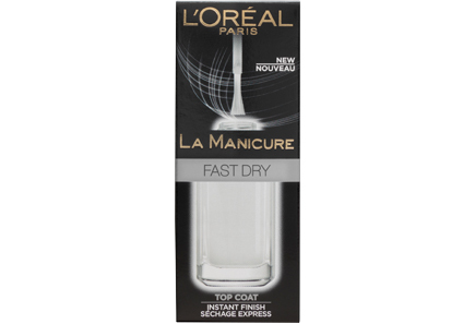 L'Oréal Paris - L'Oréal Paris Color Riche La Manicure Fast Dry Top Coat Päällyslakka