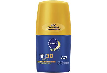 Nivea - NIVEA SUN 50ml sk30 Protect & Moisture Sun Roll-on -aurinkovoide