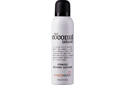 Treaclemoon - Treaclemoon my coconut island shower mousse 200ml