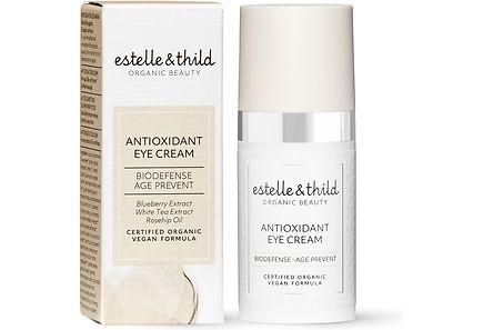 Estelle & Thild - Estelle&Thild BioDefense Antioxidant Eye Cream silmänympärysvoide 15 ml