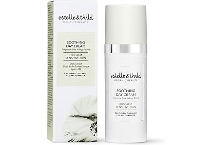 Estelle & Thild - Estelle&Thild BioCalm Soothing Moisture Day Cream päivävoide 50 ml