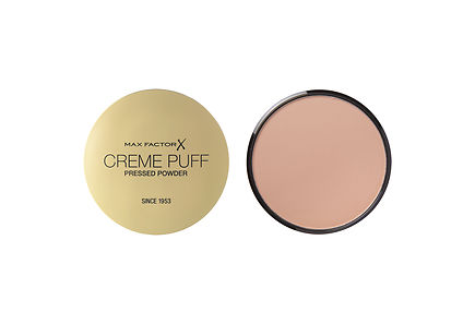 Max Factor - Max Factor 21g Creme Puff puutei 50 Natural