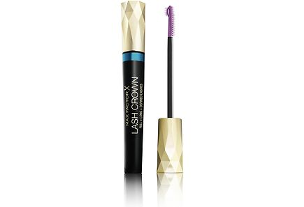 Max Factor - Max Factor Masterpiece Lash Crown Mascara ripsiväri Waterproof Black