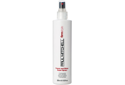 Paul Mitchell - Paul Mitchell Freeze and Shine Super Spray aerosoliton viimeistelysuihke 250 ml