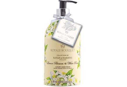 Royale Bouquet - Baylis & Harding Royale Bouquet -nestesaippua Lemon Blossom