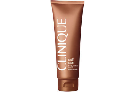 Clinique - Clinique Self Sun Body Tinted Lotion itseruskettava emulsio vartalolle 125 ml