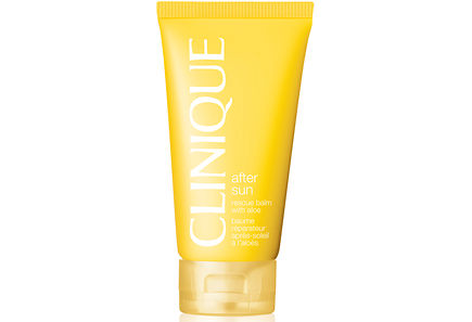 Clinique - Clinique After-Sun Rescue Balm With Aloe kosteusvoide vartalolle 150 ml