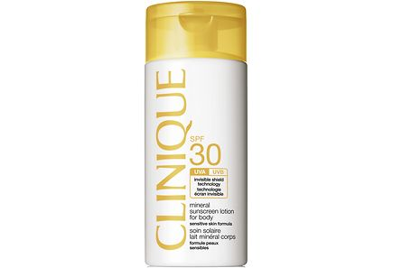 Clinique - Clinique Body Milk Lotion Spf 30 aurinkovoide vartalolle 125 ml