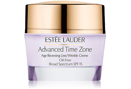 Estée Lauder - Estée Lauder Advanced Time Advanced Time Zone Age Reversing Line/Wrinkle Creme Oil-Free SPF 15 hoitovoide 50 ml