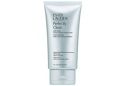 Estée Lauder - Estée Lauder Perfectly Clean Multi-Action Creme Cleanser/Moisture Mask -puhdistusvoide 150 ml
