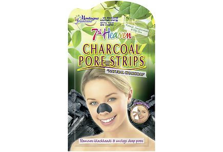 Montagne Jeunesse - MJ 3x Natural Charcoal Nose Pore Strips