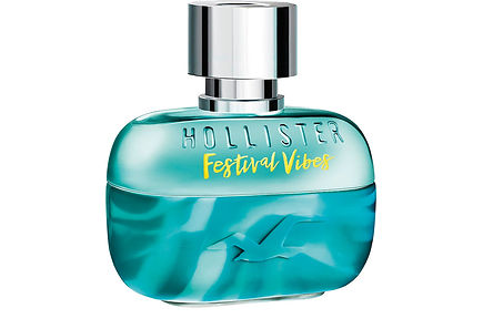 HOLLISTER - Hollister Festival Vibes For Him EdT tuoksu 30ml