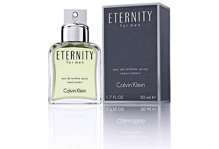 Calvin Klein - Calvin Klein Eternity for Men EdT Spray tuoksu 50 ml