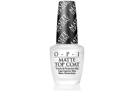 O.P.I - O.P.I Matte Top Coat päällyslakka 15 ml