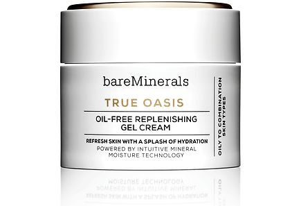 bareMinerals - bareMinerals True Oasis Oil-Free Replenishing Gel Cream geelivoide 50 ml