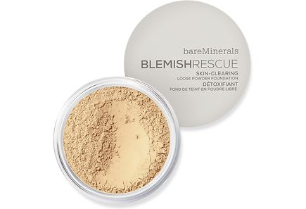 bareMinerals - bareMinerals Blemish Rescue Skin Clearing Loose Powder Foundation meikkipohja 8 g