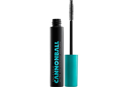 Urban Decay - Urban Decay Cannonball Ultra Waterproof Mascara vedenkestävä maskara 11 ml, Perversion - musta