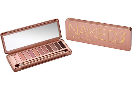 Urban Decay - Urban Decay Naked3 Palette luomiväripaletti 12 x 1,3 g