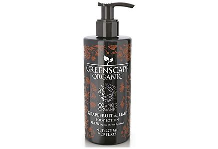 Greenscape Organic - Greenscape Organic Grapefruit & Lime Body Lotion vartalovoide 275 ml