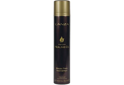 L´ANZA - L´ANZA  Keratin Healing Oil Brush Thru Hair Spray hiuskiinne 350 ml