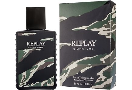 REPLAY - Replay Signature for Him EdT 30 ml