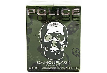 Police - Police 40ml To Be Camouflage Eau de Toilette spray