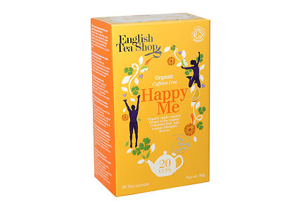 English Tea Shop - English Tea Shop luomu hauduke happy me 20pss 30g