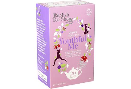 English Tea Shop - ETS Wellness Youthful Me luomutee 20 pss