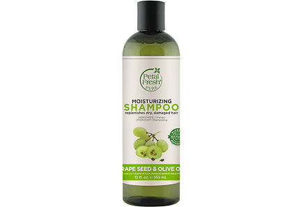 Petal Fresh - Petal Fresh 355ml Pure Moisturizing Shampoo Grape Seed & Olive Oil