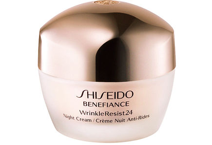 Shiseido - Shiseido Benefiance WrinkleResist24 Night Cream yövoide 50 ml