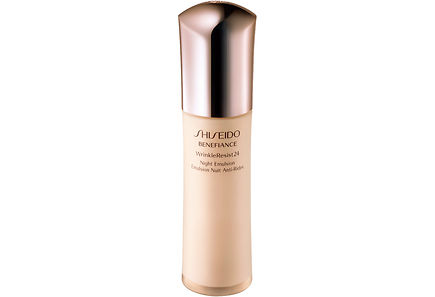 Shiseido - Shiseido Benefiance WrinkleResist24 Night Emulsion yöemulsio 75 ml
