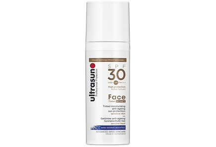 Ultra Sun - Ultrasun 16 Face Tinted- Honey SPF30