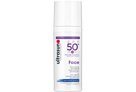 Ultra Sun - Ultrasun 16 Face SPF50+ 50ml