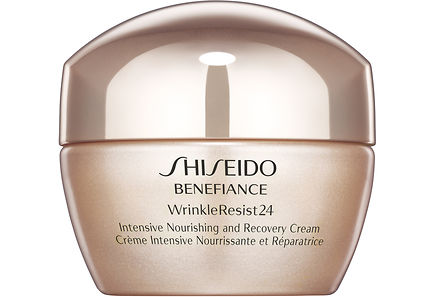 Shiseido - Shiseido Benefiance Wrinkle Resist24 Intensive Nourishing & Recovery Cream voide 50 ml