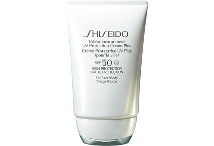 Shiseido - Shiseido Urban Enivronment UV-Protection Cream Plus SK 50 kevyt aurinkovoide 50 ml