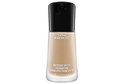 MAC Cosmetics - MAC Mineralize Moisture SPF 15 Foundation meikkivoide 30 ml