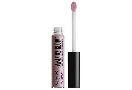 NYX Professional Makeup - NYX Professional Makeup Away We Glow Liquid Highlighter korostusväri  6,8ml