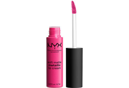 NYX Professional Makeup - NYX Professional Makeup Soft Matte Metallic Lip Cream huulivoide 6,7 ml