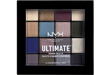 NYX Professional Makeup - NYX Professional Makeup Ultimate Shadow Palette luomiväripaletti 13,3 g