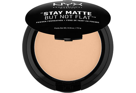 NYX Professional Makeup - NYX Professional Makeup Stay Matte But Not Flat meikkipuuteri 7,5 g
