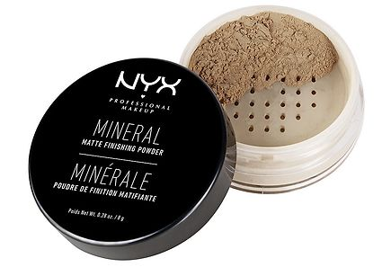 NYX Professional Makeup - NYX Professional Makeup Mineral Finishing Powder puuteri 8 g