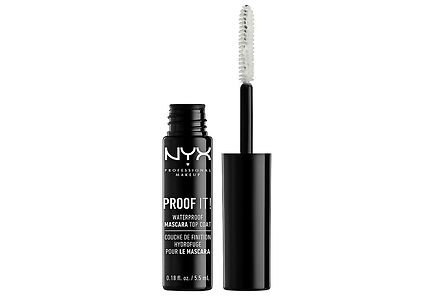 NYX Professional Makeup - NYX Professional Makeup Proof It! Waterproof Mascara Top Coat ripsivärin viimeistelytuote 5,3 ml