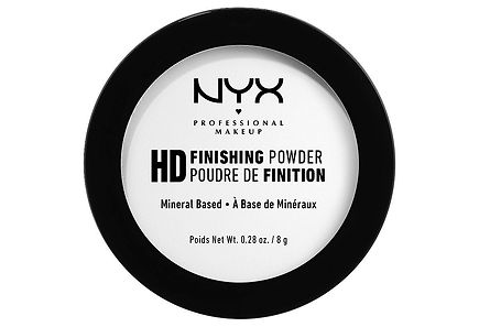 NYX Professional Makeup - NYX Professional Makeup High Definition Finishing Powder puuteri 8 g