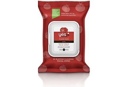 YesTo - Yes To Tomatoes Blemish Clearing Facial Wipes- ihonhoitoliinat 30 kpl