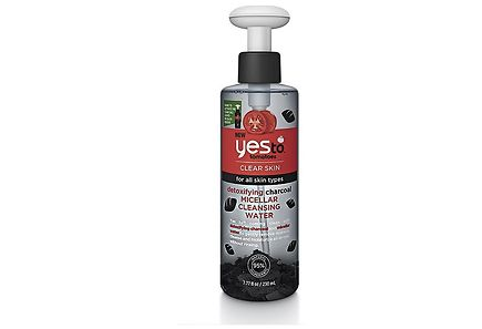 YesTo - Yes To Tomatoes Detoxifying Charcoal puhdistava misellivesi 230 ml