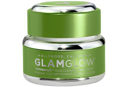 Glamglow - GlamGlow POWERMUD™ DualCleanse Clearing Treatment Glam To Go kasvonaamio 15 g