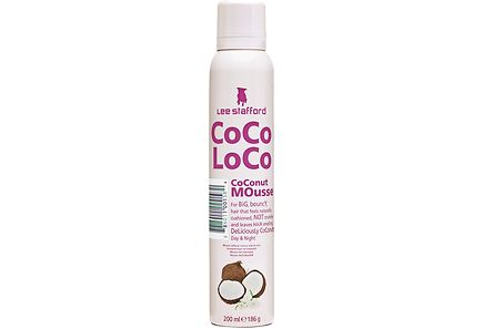 Lee Stafford - Lee Stafford Coco Loco Coconut Mousse muotovaahto 200ml