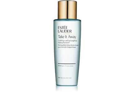 Estée Lauder - Estée Lauder Take it Away Gentle Eye & Lip LongWear Makeup Remover -silmämeikinpoistoaine 100 ml